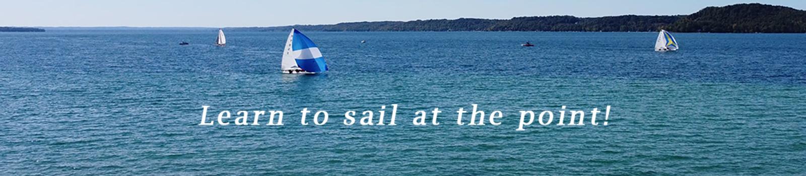 Torch Lake Sailing School